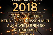 Vorsätze 2018