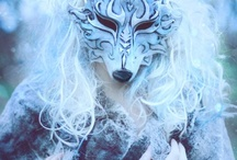 Masks / by MaeMae Renfrow