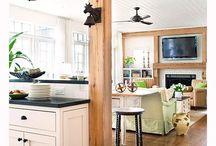 Kitchen / by Catherine Guy