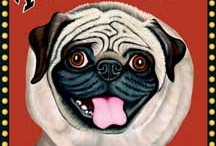 Portly puggy / by Kelly Todd