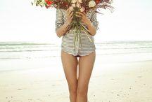 Flowers woman