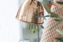 Light / Cobber lamp