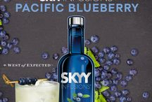 SKYY Infusions Pacific Blueberry / by SKYY Vodka
