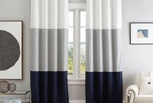 LIVING ROOM | CURTAINS