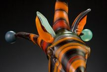 Cast Glass Art / Cast Glass from around the globe