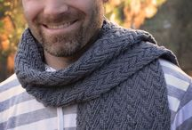 Scarf and hats for men