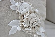 Fabric Flowers / by Juanita Sternenberg