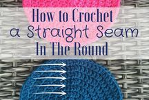 Crochet Tips and Help