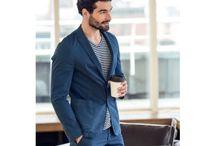 Gut gestylt ins Büro - Outfits für Ihn
