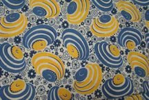 Vintage Fabric / by Calli Taylor