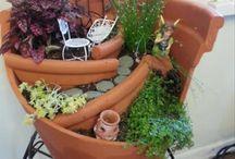 trädgårdspynt