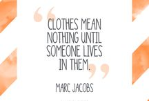 #FashionQuoteFriday