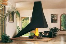 kominki fireplace