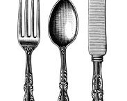 Knives fork and spoon images