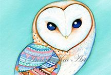 #OWLS / by Nicole Sells