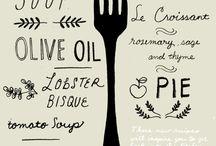 Art, Design and Food