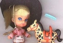 childhood toys / by janae
