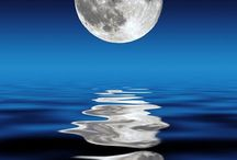 Moon light Лунный свет