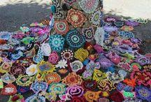 Craft - Yarn Bombing