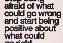 Life affirming quotes