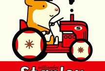 Picture Book Reviews / Picture Book Blog Reviews  Check out Stanley's Diner.