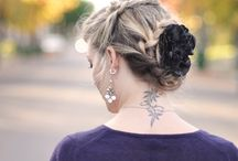 Favorite Styles / Clothes and hair I'd love to wear ;) / by Kayce Humkey