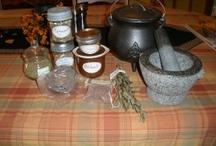 Incense - recipes