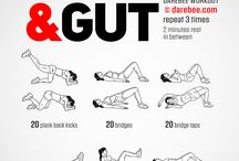 Butt & Gut exercise