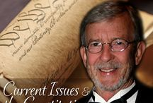 Current Issues and the Constitution / Join Professor Wilson weekly as he discusses current issues in today's political world and the ramifications for our daily life. We'll take a look at the Constitution, the issues of the day, and examine how they play out in the political doings of conservatives and liberals both in government and in the private world. http://ultimateradioshow.com/show-hosts/current-issues-the-constitution/
