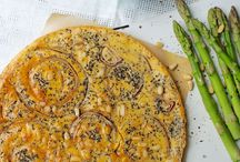 Savoury - GF and SF / Lots of yummy gluten free and refined sugar free savoury dishes, many low carb too