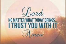 Prayer and Thanksgiving