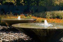 Belsize/Boulding / Garden design moodboard