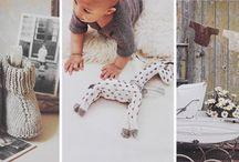 Baby strik og hækle