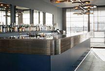 Interior - Bars and Restaurants