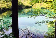 Plitvice Național Park, Croatia
