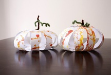 All things Fall (pumpkins & such) / by Tristan Birge-Imel