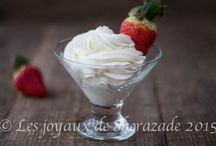Chantilly crème mascarpone