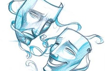 Mascara de teatro