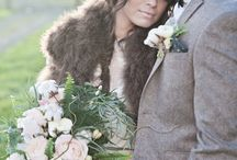 Winter Wedding Styled Shoot / by Kimberly Balson