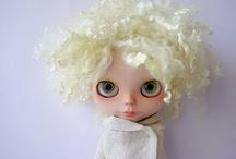 "My Custom Blythe Doll ""Micky"" / by Naoko Yoshioka"