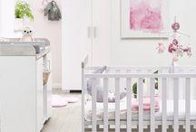 Toekomstige kinderkamer / Landelijke moderne kinderkamer