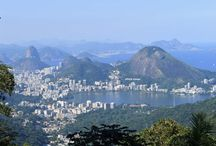 Rio de Janeiro - Cidade Maravilhosa / It is a pleasure to be able to work in such a beautiful environment.