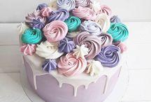 Cakes - pretty