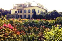 Gardens of Toronto / Toronto's Historic Sites offer the public the chance to experience the natural environment.