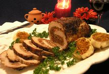 Pork Recipes / by Sherry Nesbit Evans