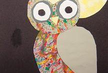 owls, bagoly