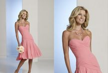 Maid of Honour/Bridesmaid Dresses