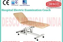 Electric Examination Couch Manufacturers India / Our Electric Examination Couch is a very comfortable bed. The patient gets   maximum comfort while under going the traumatic situation. That is why we have   made this very relaxing.  To get more information about this visit our   website.
