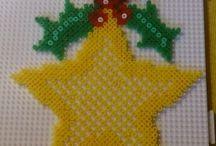 Hama beads - Jul