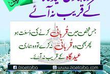 Islamic Month Zulhijja 12